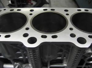 Renault 3.0 DCi motor gereviseerd