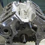 Mercedes motor reviseren