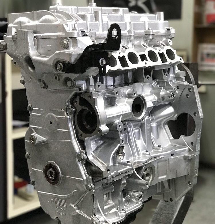 Renault-H4J700 motor
